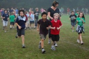 Morning Mile Fitness Program gets Kids to Run more than 50,000 Miles!