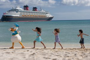 Disney Cruise Line: Making WONDERful Fit Family Magic on the High Seas