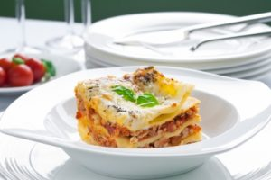 Recipe: Turkey Lasagna