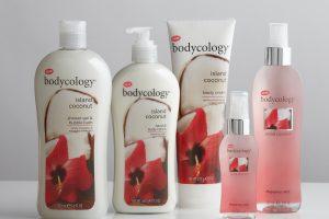 Giveaway: Bodycology Island Coconut Bath Goodies
