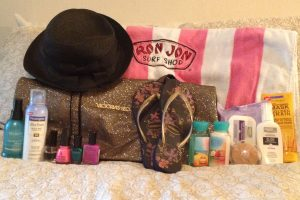 Spring Break Beach Bag Beauty Essentials