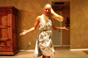 Mylar Race Blanket Fashions - Prepare for runDisney's Princess Half Marathon Weekend