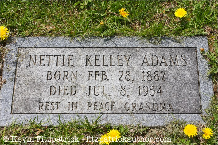 Nettie Kelley Adams