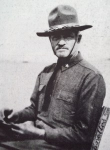 General Pershing in Mexico.