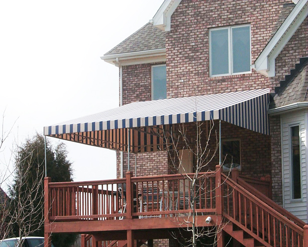 Residential Awnings  Fitzsimmons Awnings  Serving