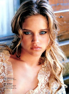 Julie Ordon modella svizzera