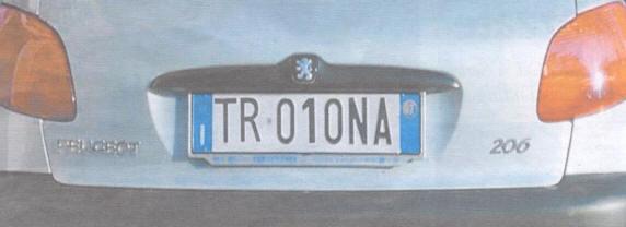 Targa TR 010 NA