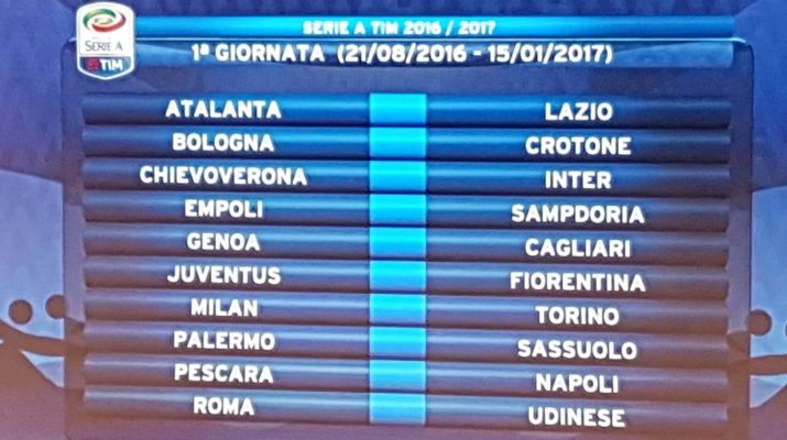 Serie A TIM 2016-17