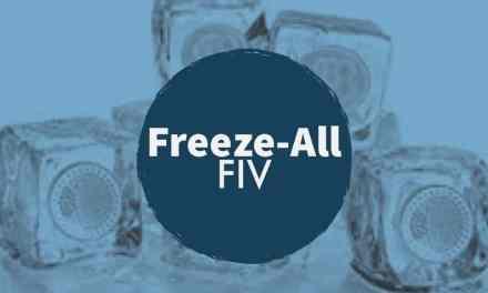 Le Freeze All en FIV