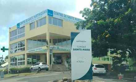Clinique Sainte Marie (Martinique)