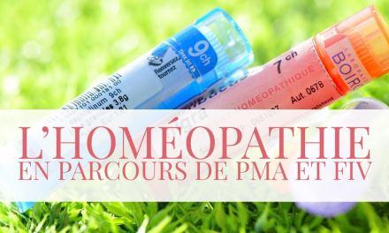 L'homéopathie en parcours de PMA et de FIV