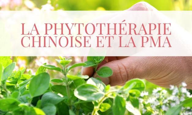 La phytothérapie chinoise et la PMA