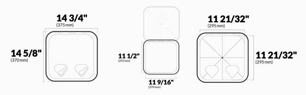 medium resolution of product dimensions