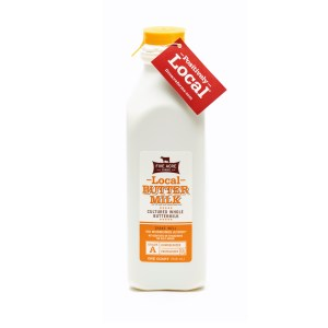 Local Buttermilk Quart Five Acre Farms