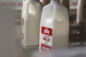 Milk Jugs Five Acre Farms
