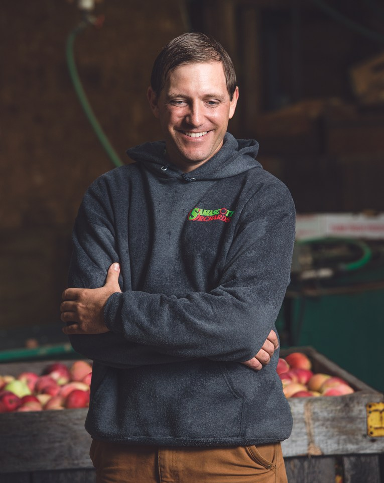 Samascott Orchards - Five Acre Farms