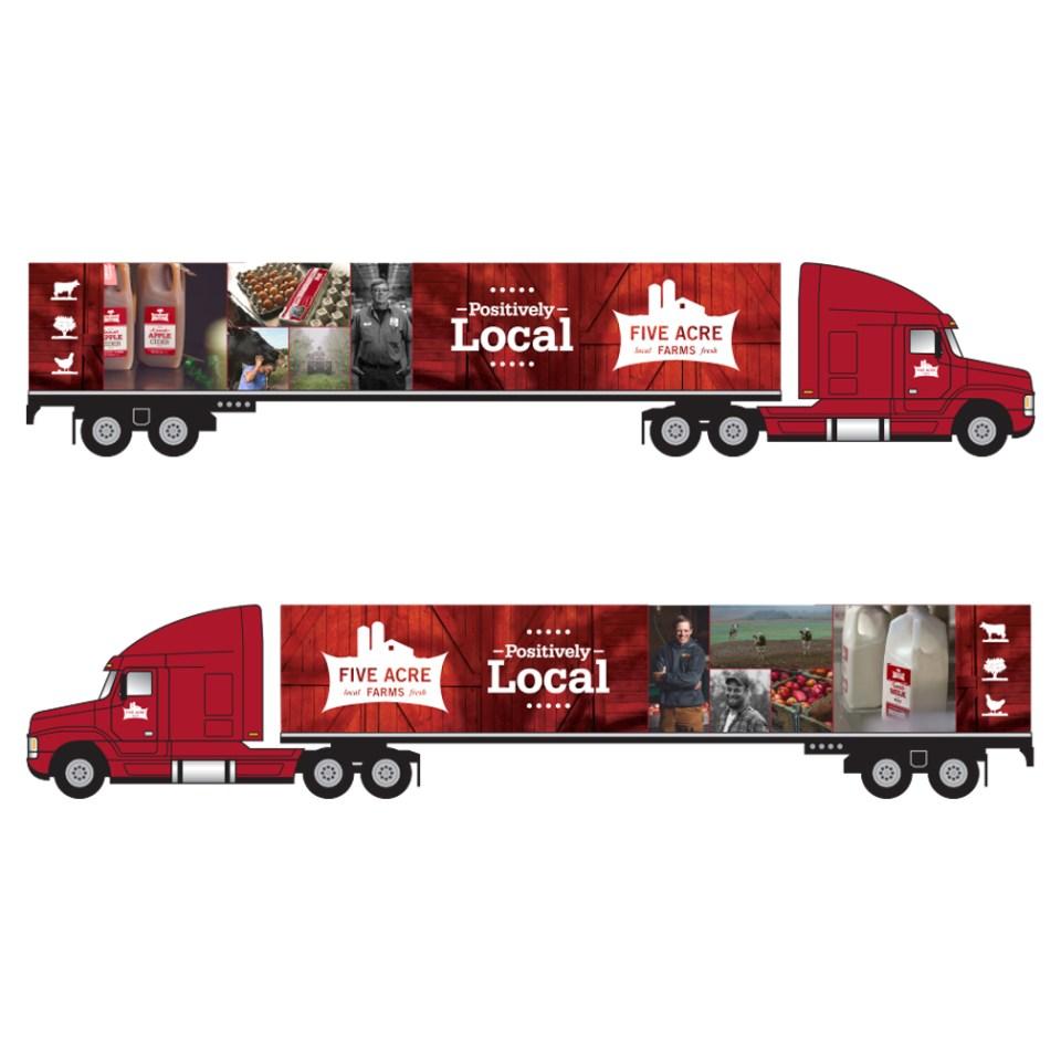 Five Acre Farms - Truck