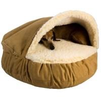 Luxury Orthopedic Cozy Cave Pet Bed