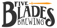 Five Blades Brewing logo