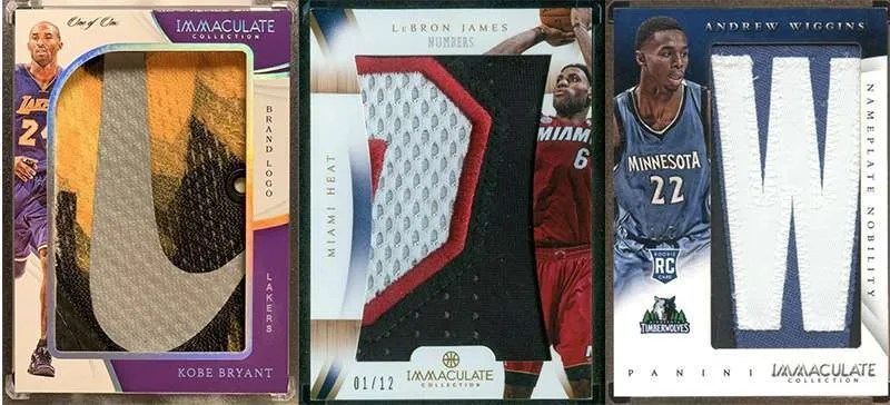 Immaculate Basketball Jumbo Patch