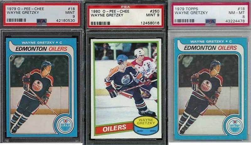 Wayne Gretzky Rookie Cards