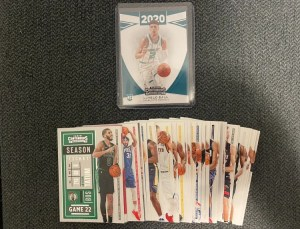 Lamelo Ball Draft Class 2020 giveaway