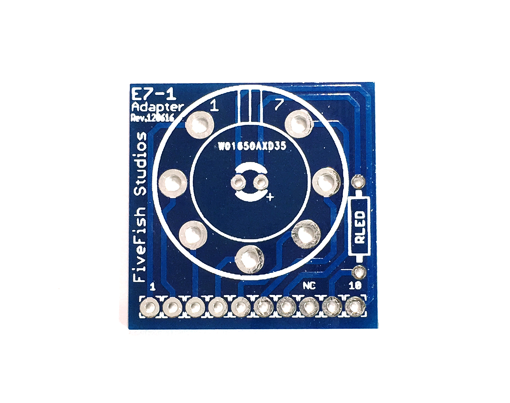 Part 5 Designing The Printed Circuit Board Fivefish Audio Blog Next Step In Diy Pcb Fabrication After You Know How Version 10 Boards Go Somehow Well Find A Mistake Or Two We Received Physical Doesnt Matter Much Review