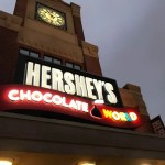 Visiting Hershey Chocolate World