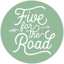 five for the road logo