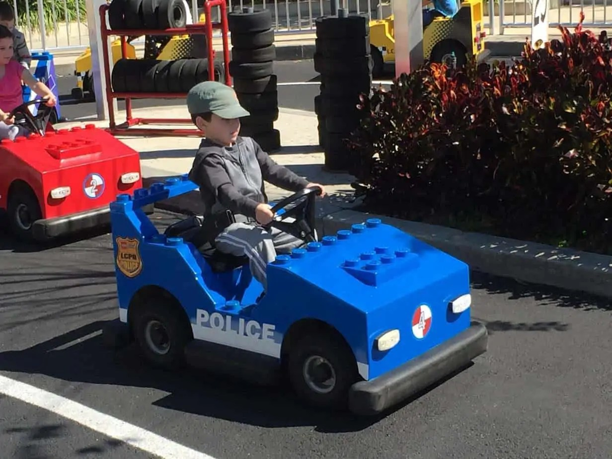 legoland in florida driving school