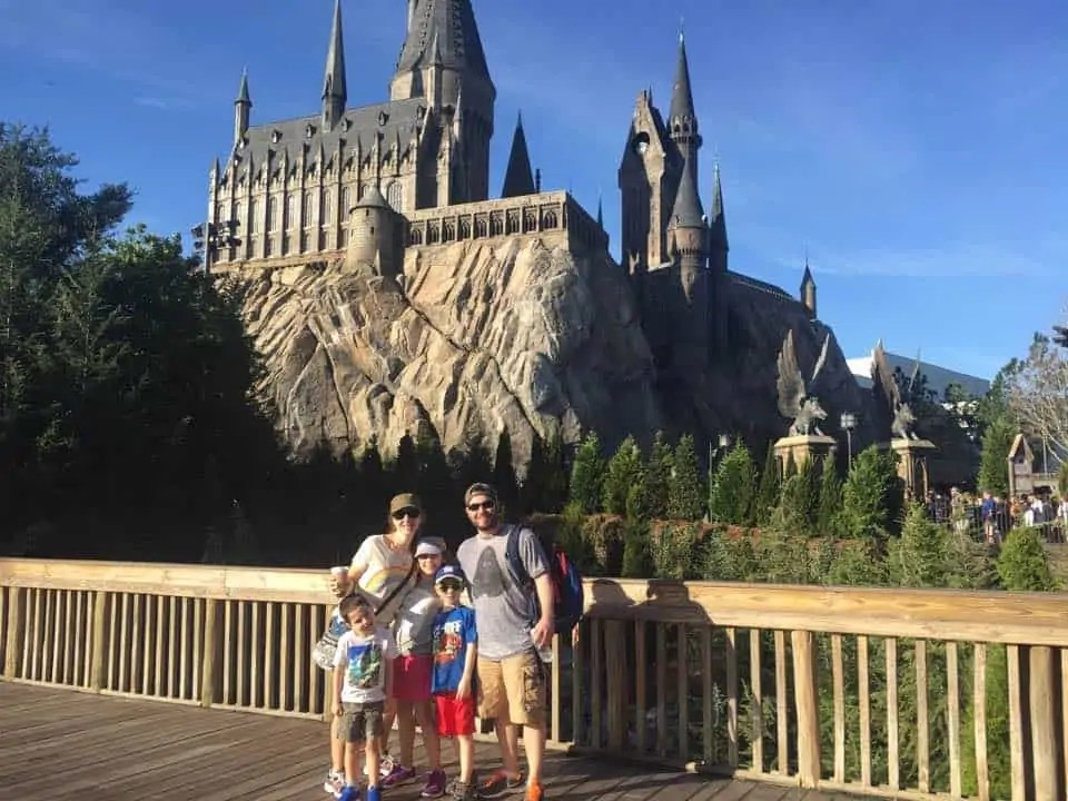 Unique Photo-Ops at Universal Orlando Resort