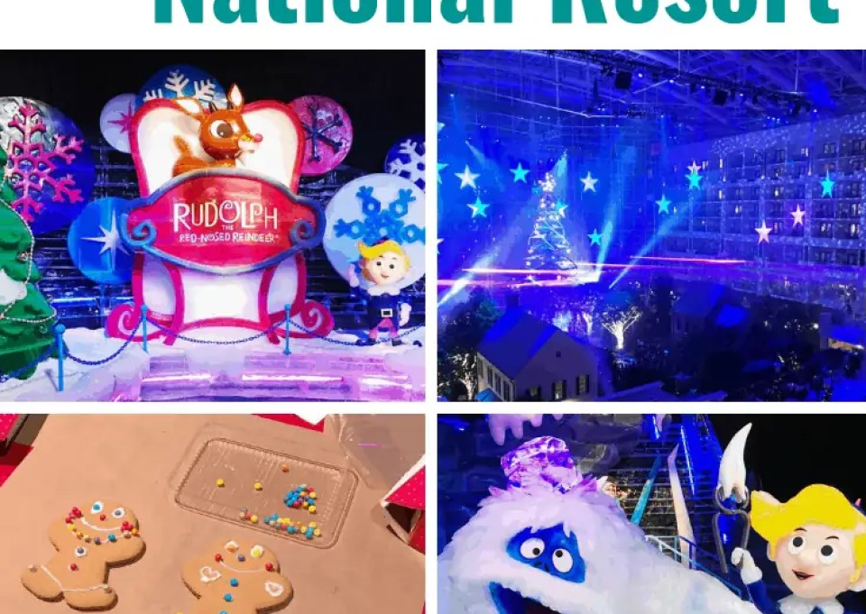 Celebrate the Holidays at Gaylord National Resort