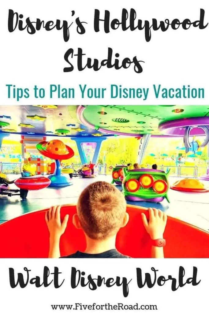 Tips for Visiting Disney's Hollywood Studios