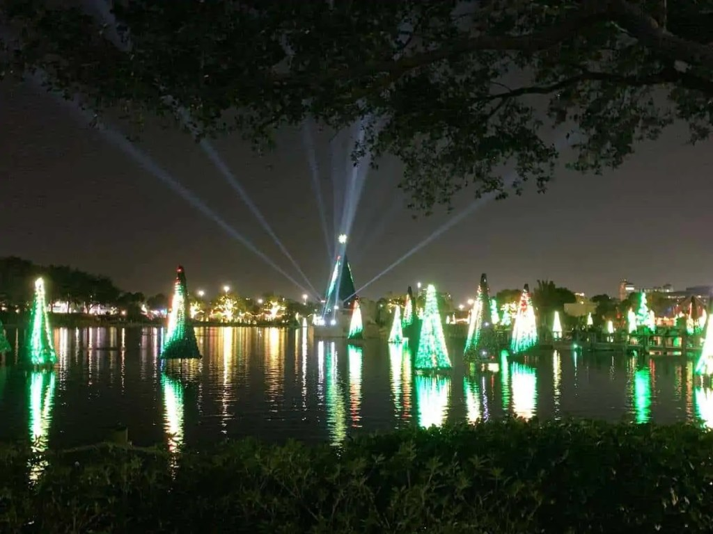 seaworld orlando lights