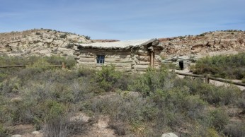 Cabin from the late 1800s