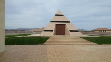 Center of the World Pyramid
