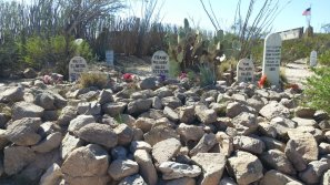 Boothill Cemetary, Tombstone