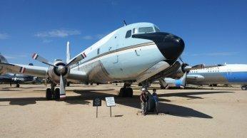 JFK's Air Force One