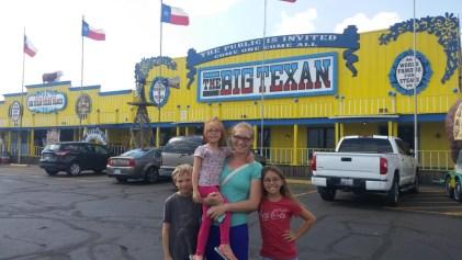The Big Texan Steakhouse
