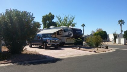 Monte Vista RV Resort, Mesa, AZ