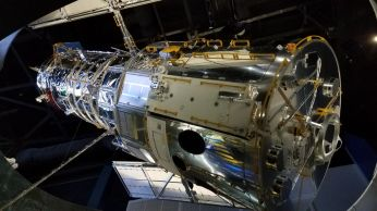Replica of the Hubble