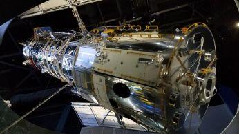 Replica of the Hubble