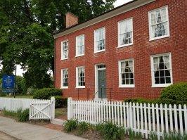 Wilford Woodruff Home in Nauvoo