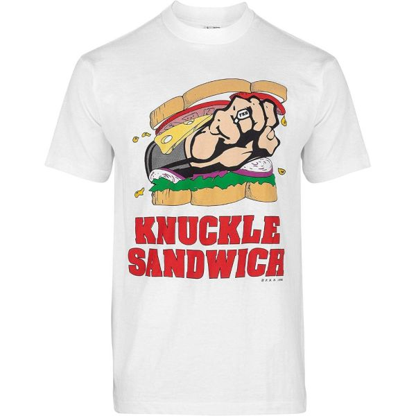 FBK Vintage T-Shirt<br/> Knuckle Sandwich
