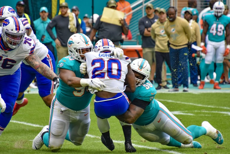 Know Your Enemy: Overview of the 2020 Buffalo Bills