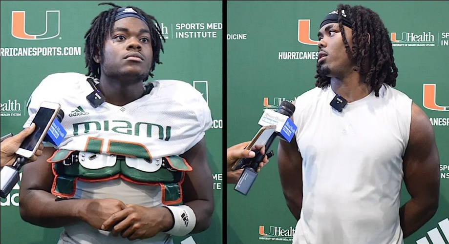 The best at Canes camp: Oct. 8, 2019