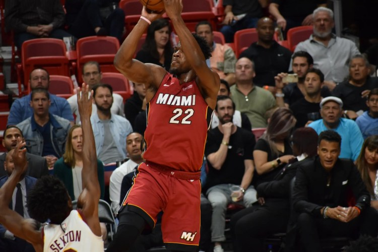 Jimmy Butler will not play at Houston. Time for Justise Winslow to start right away?