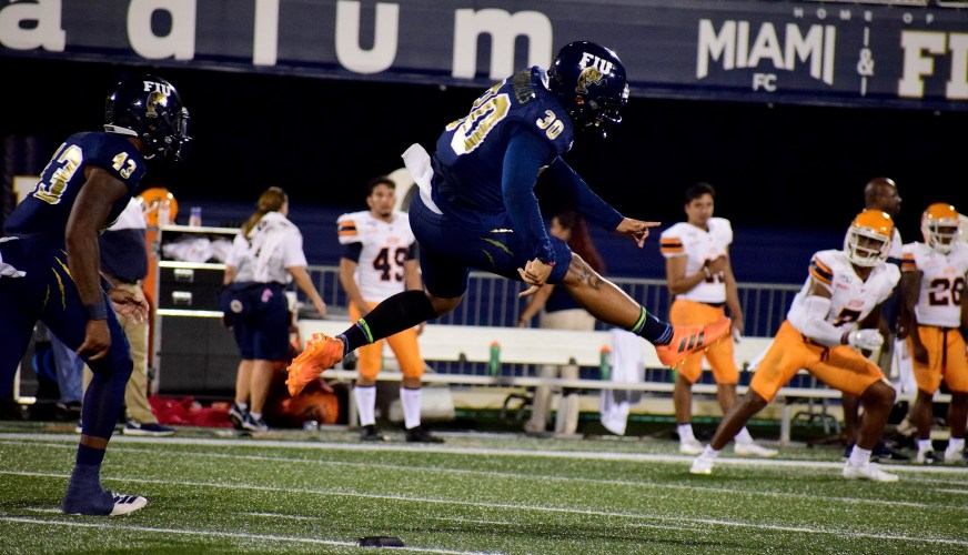 Miami's kickers should learn from Jose Borregales's example at FIU