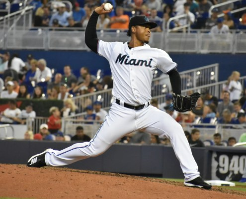Elieser Hernandez proves he is better off in the Marlins bullpen
