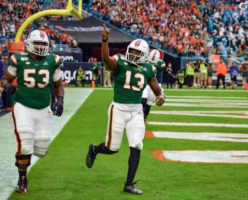 Potential Miami vs Alabama Orange Bowl Offers Intrigue